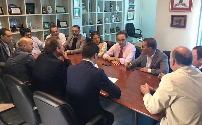 La Junta invertirá cerca de un millón de euros en mejorar la seguridad vial de la A-311 entre Andújar y La Higuera
