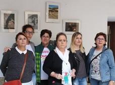 Izquierda Unida organiza la exposición 'Mujeres al Tajo' en el Palacio de los Niños de Don Gome