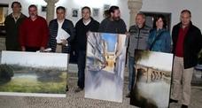 Rafael Carrascal se adjudica el VIII Certamen de Pintura al Aire Libre 'Ciudad de Andújar'