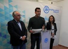 El PP presenta 12 enmiendas sobre proyectos de la ciudad a los presupuestos de la Junta
