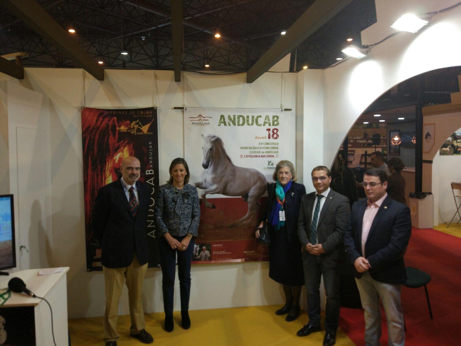 Presentado en el SICAB de Sevilla el cartel de Anducab 2018