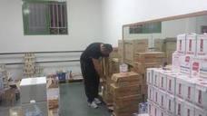 La asociación Por un Sistema Alternativo recibe 2.680 kilos de alimentos para su reparto