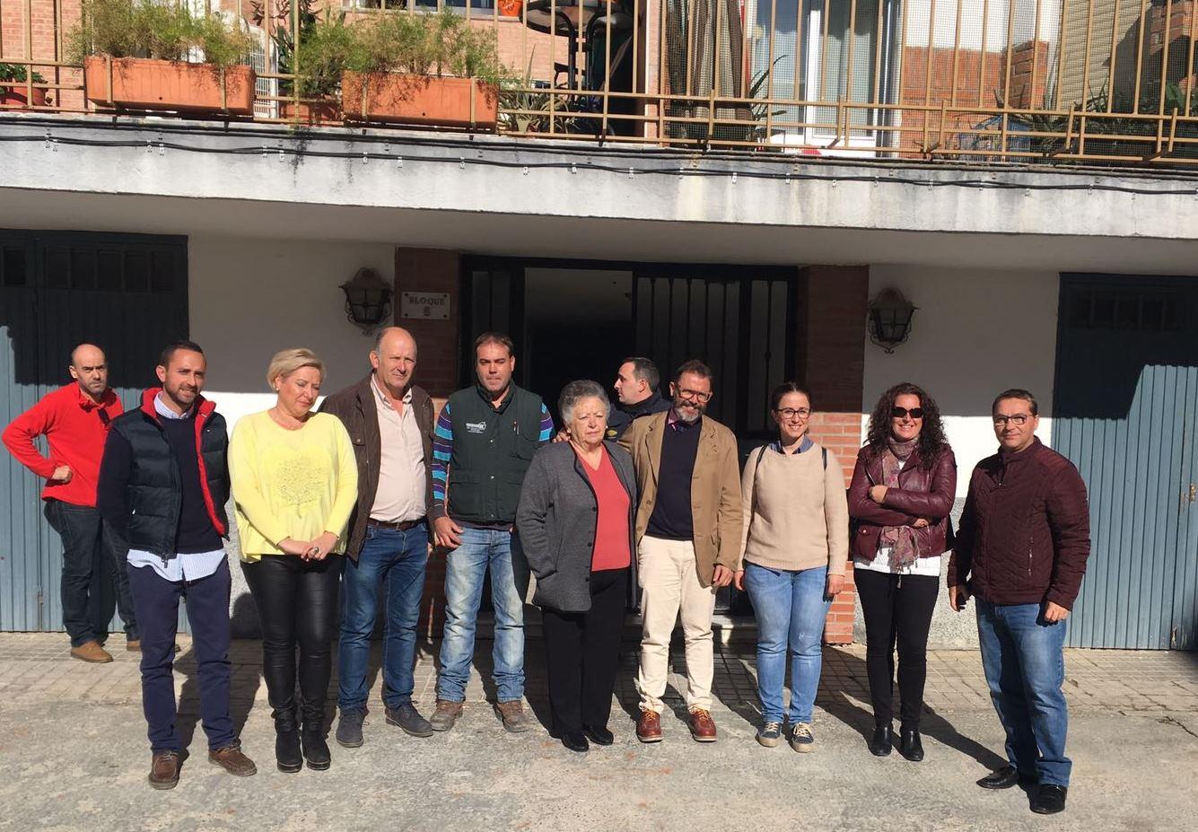 La Junta destina 500.000 euros para adecuar edificios