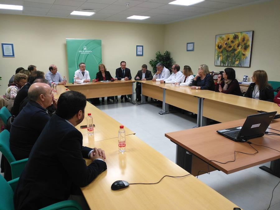 El hospital, a debate en Andújar y comarca
