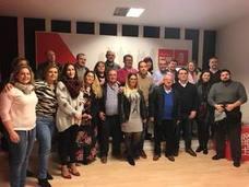 Francisco Huertas es reelegido secretario local del PSOE con el 98% de los apoyos