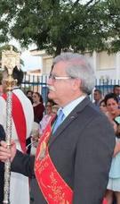 Salvador Paulano se perfila presidente de la Hermandad de San Eufrasio