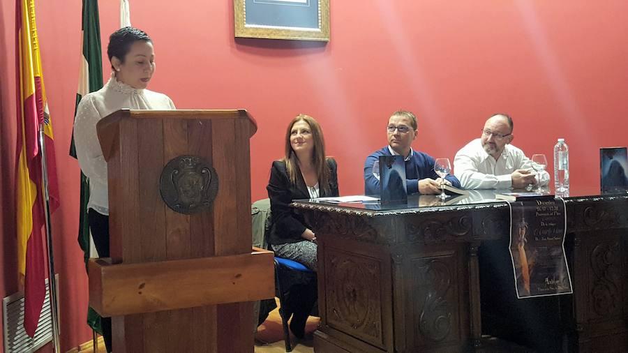 Juan Manuel Sequera presenta su libro 'El cuarto mago'