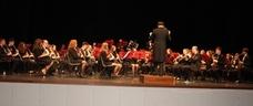 Magnífico concierto de Navidad de la Agrupación Musical Maestro Amador