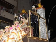 Los Reyes adelantan la ilusión en Andújar
