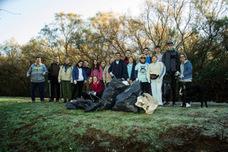 Ameco realiza un proyecto de limpieza de las riberas y senderos