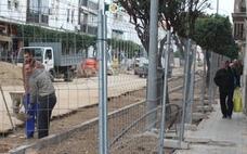 Comerciantes piden rapidez en las obras de Plaza de Toros