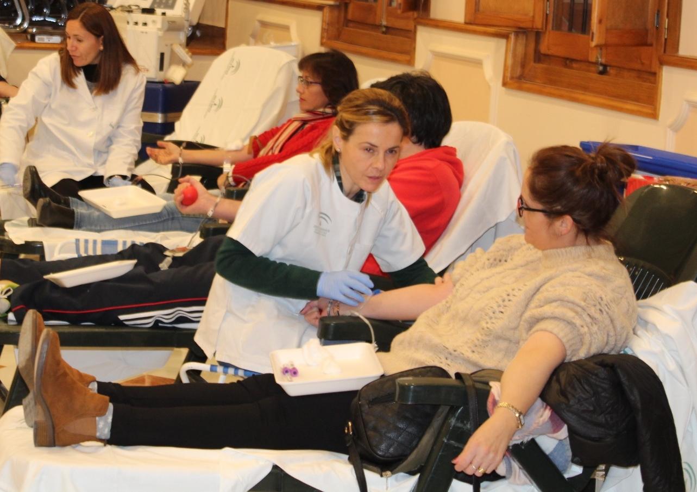 La juventud mantiene el buen nivel de donaciones de sangre