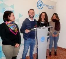 «Olvido a la juventud andaluza»