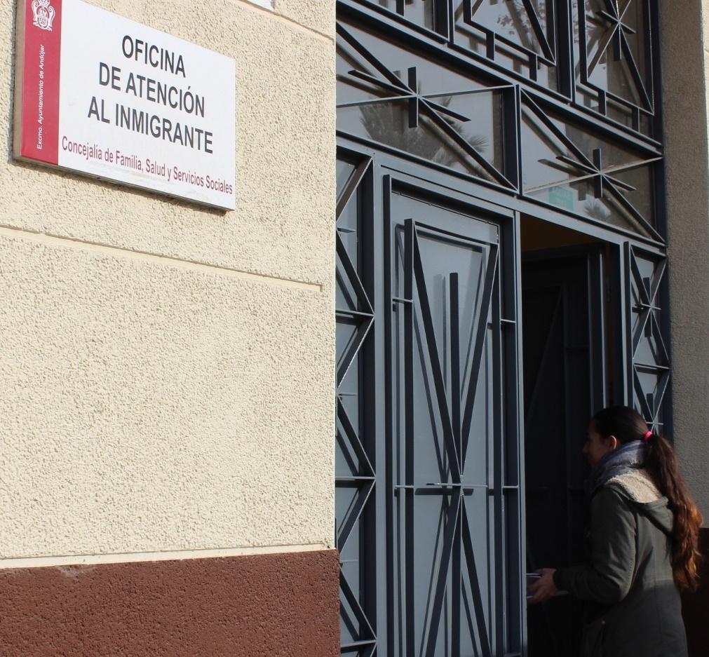 El albergue de temporeros registra en la presente campaña 111 pernoctaciones