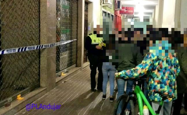 La Policía precinta dos locales de Andújar por hacer fiestas ilegales