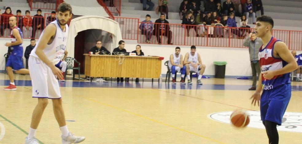 El CB Andújar pierde en un final de infarto ante el CB Marbella (73-77)