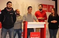 Juventudes Socialistas anuncia la creación de la Casa de la Juventud para este año en Andújar