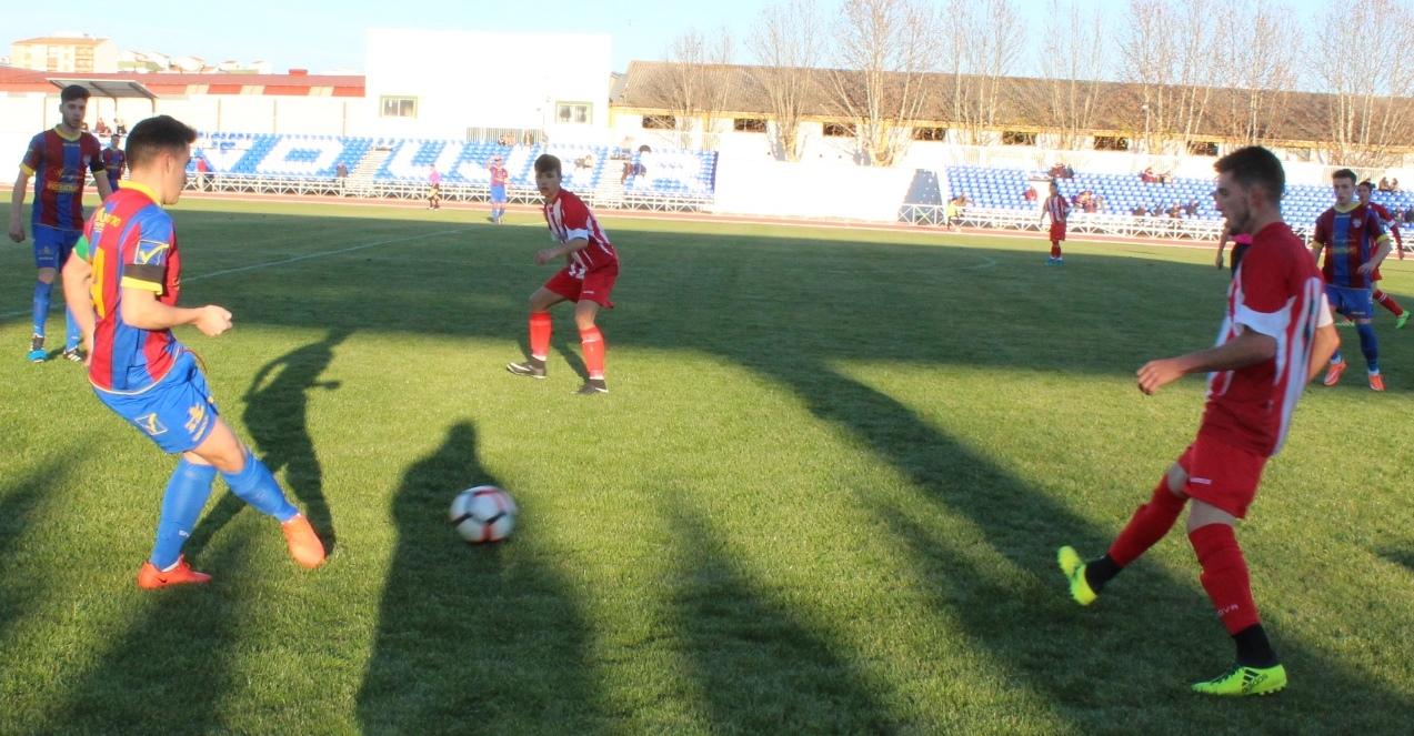 El Iliturgi supera 2-0 al Arquillos en un choque donde hace se hace acreedor a una victoria más abultada