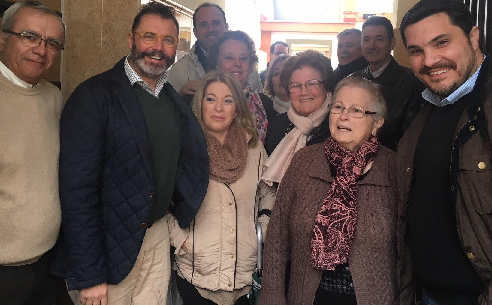 La Junta finaliza obras de mejora en seis viviendas en Marmolejo que ya cuentan con un ascensor
