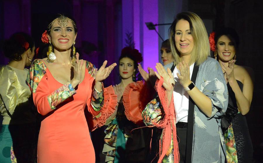La diseñadora malagueña Pilar Arregui gana la pasarela 'Muévete Flamenca'