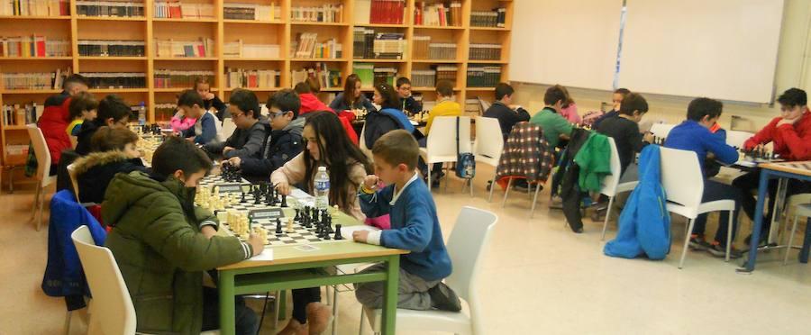 Manuel Gómez gana el III Torneo Escuela de Ajedrez Jándula-Cristo Rey en Andújar