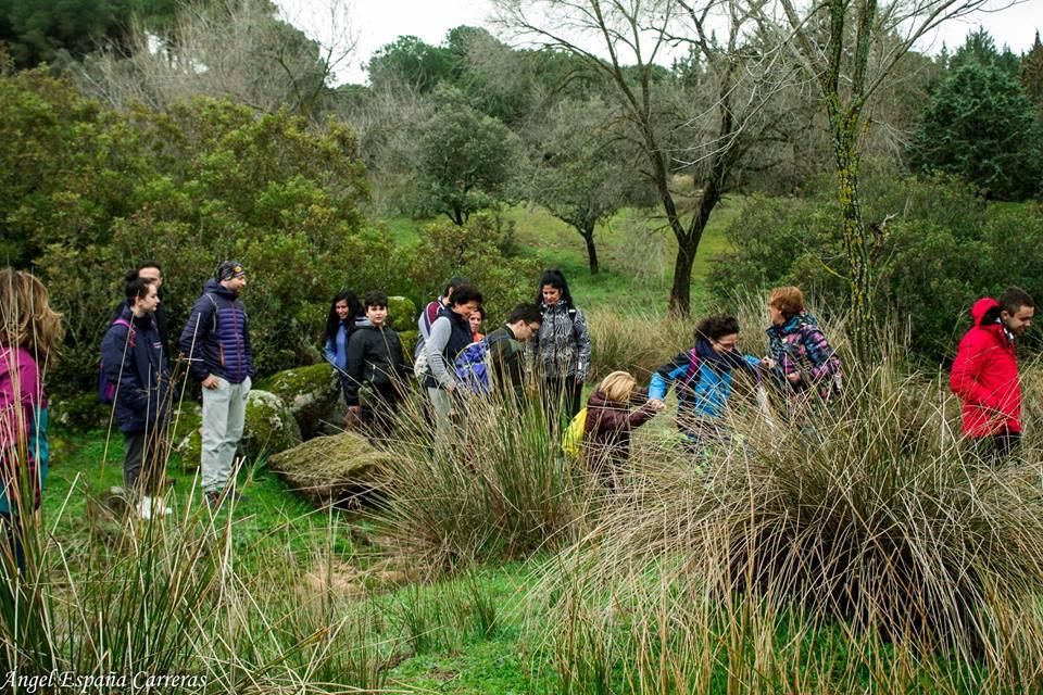 La ciudadanía reclama la apertura del parque natural Sierra de Andújar
