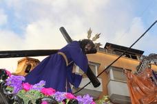 La Cofradía de la Santa Vera +Cruz de Andújar se acuerda del pequeño Gabriel