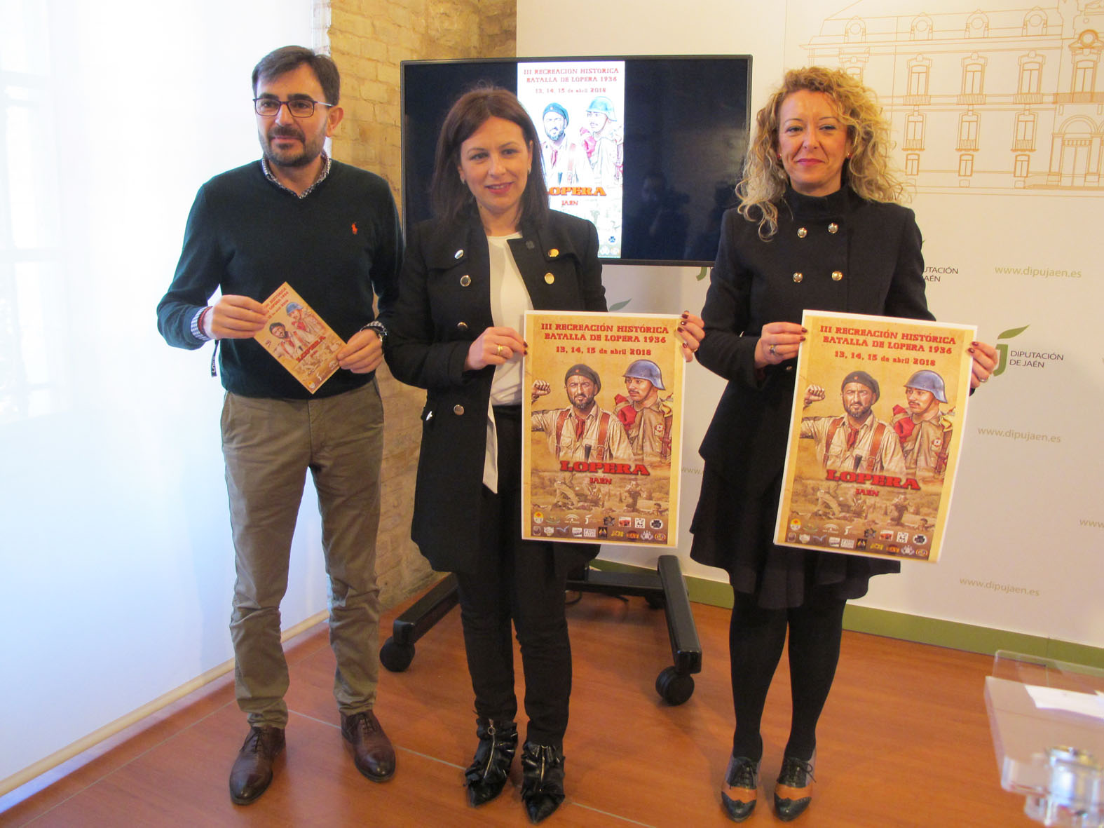 """La III Recreación de la Batalla de Lopera aunará entre los días 13 y 15 de abril """"historia, cultura, turismo y memoria"""""""