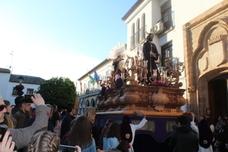 Juicio sumarísimo a Jesús en Andújar