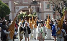Cristo Resucitado pone fin a una semana de pasión y gloria en Andújar