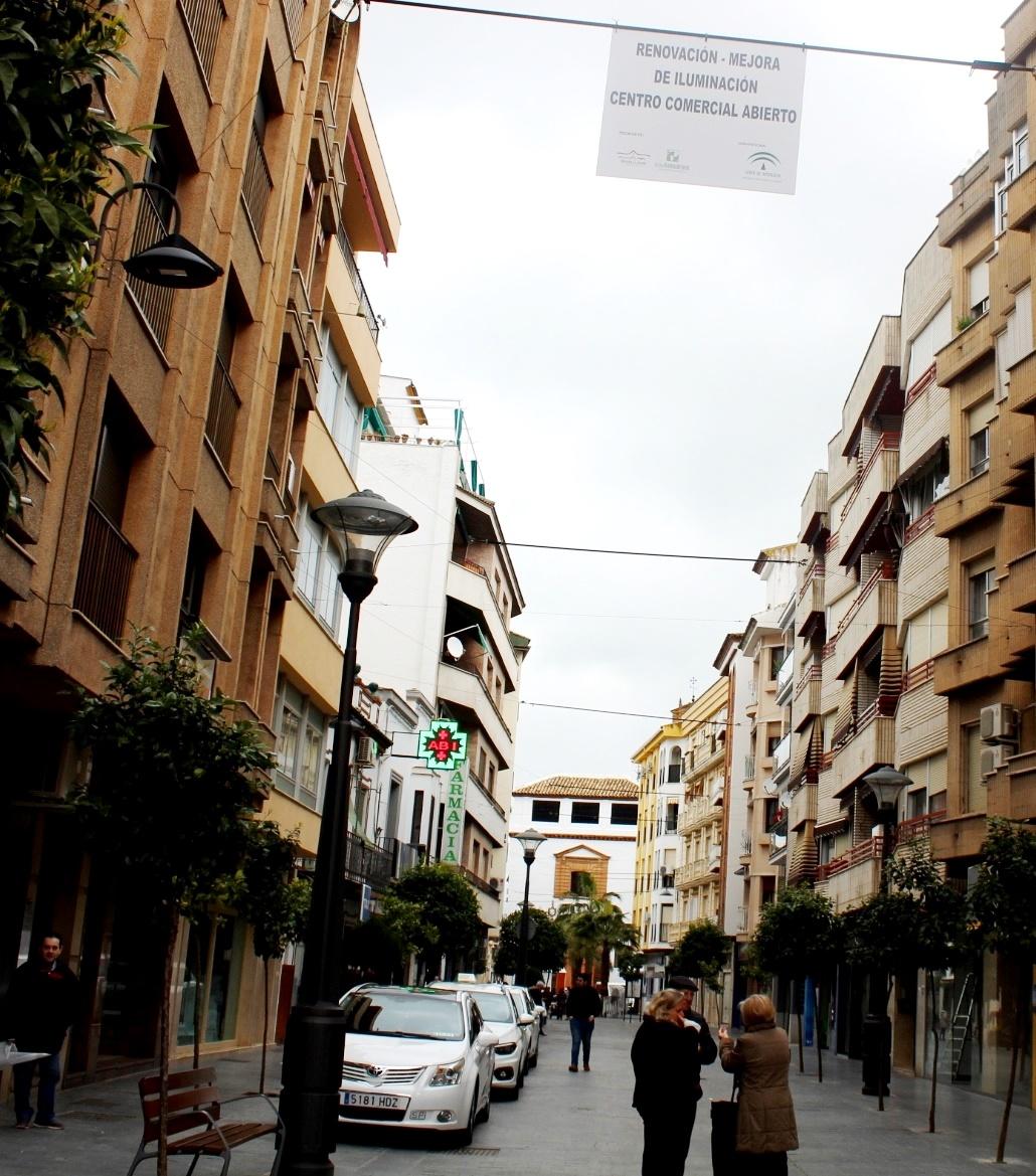 Un plan municipal desarrolla un alumbrado eficiente y moderno