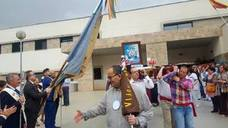 Las banderas de la Matriz han estado al lado de los enfermos y discapacitados
