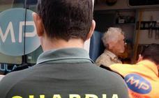 Localizan a un anciano de 82 años desaparecido desde el lunes en Villanueva de la Reina