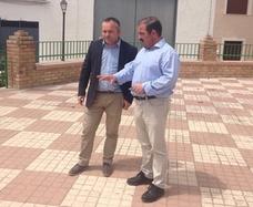 Diputación ejecutará en Cazalilla la remodelación de la plaza Nueva con una inversión de 35.000 euros