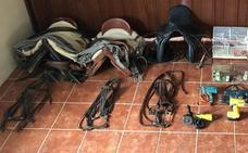 Dos detenidos por robar en una vivienda de Andújar