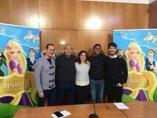 Esphera Teatro lleva 15 años como embajador cultural de Andújar