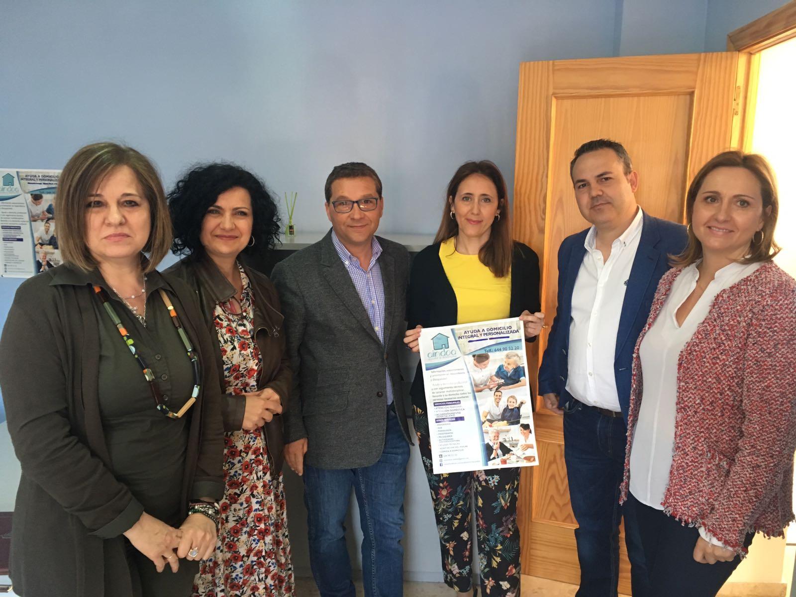 El CADE impulsó en 2017 la creación de 93 empresas en la zona en Andújar y Villanueva de la Reina