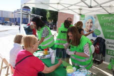 SATSE realiza una campaña para dignificar la enfermería