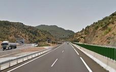 Un hombre fallece mientras conducía por la autovía en Andújar