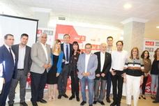 El PSOE local celebró anoche viernes su Cena de Fraternidad Socialista