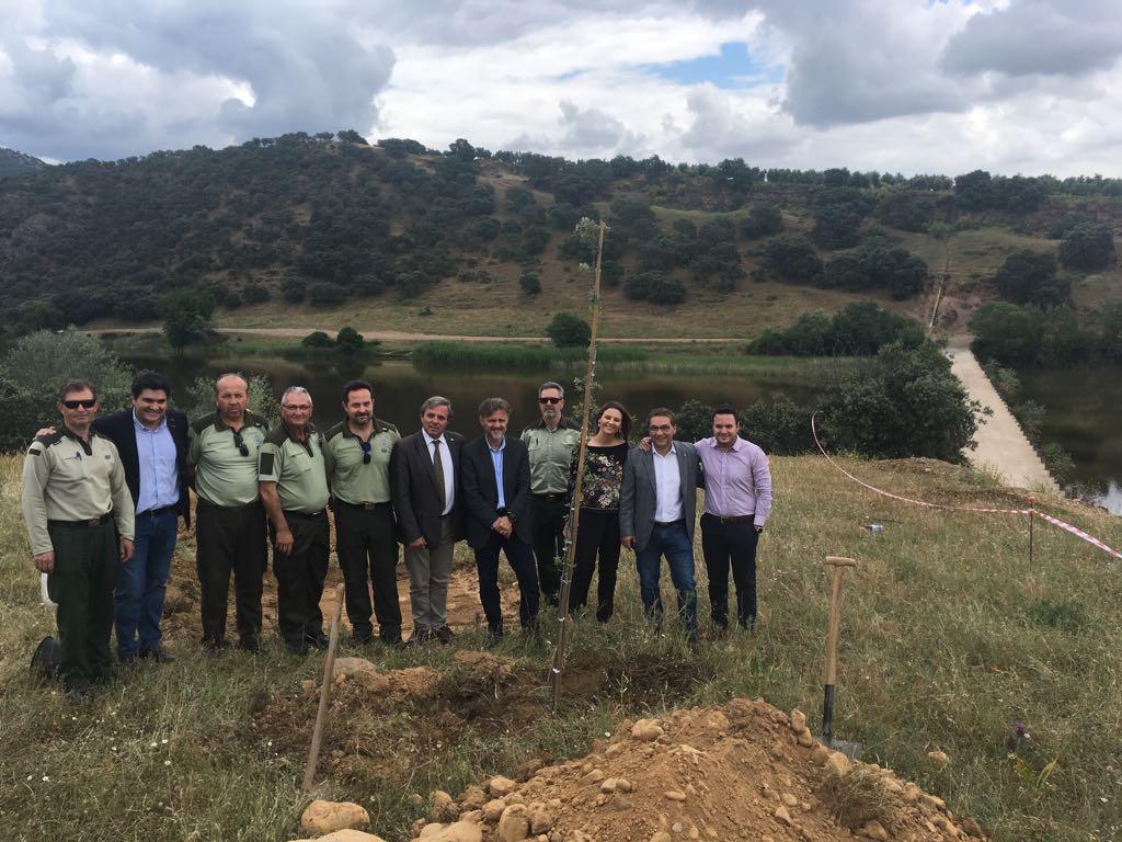 Medio Ambiente invertirá 359.240 euros en la futura Puerta Verde de Andújar
