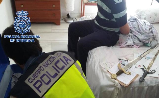 Detenido en Armilla por favorecer la inmigración ilegal y por falsedad documental