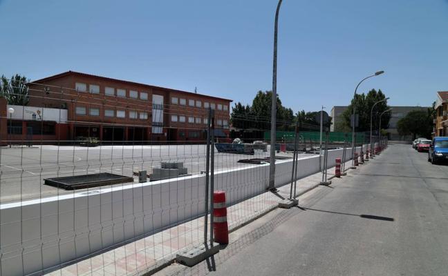 'A punto' los centros educativos de Armilla de cara al nuevo curso escolar