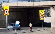 La conexión peatonal del PTS con Armilla no estará lista antes de 2019