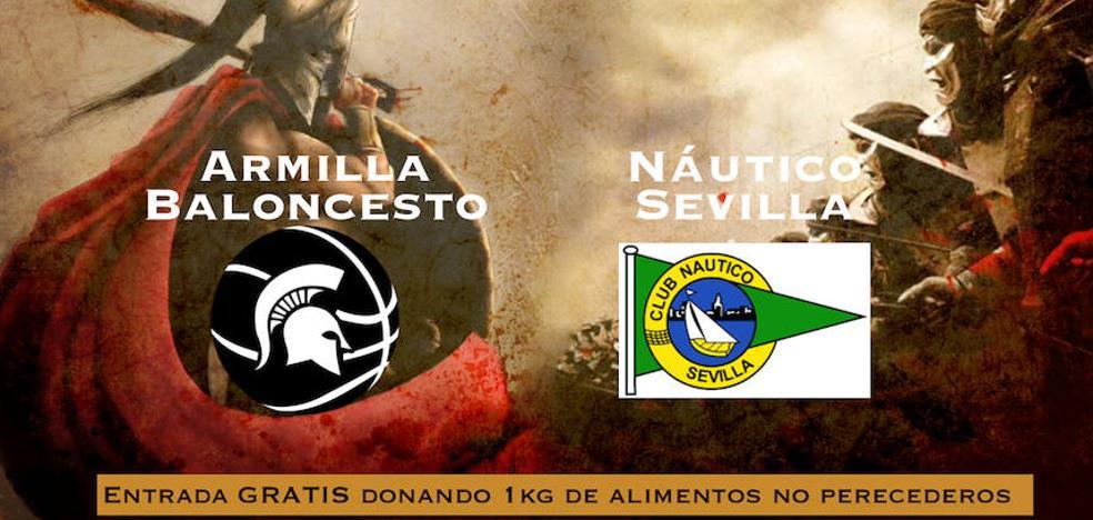 El CB Armilla hará una recogida de alimentos en el Machado Villar