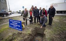 La Funeraria Fermín Criado coloca la primera piedra del nuevo tanatorio de Armilla