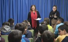 El Ayuntamiento de Armilla acerca la constitución a los colegios