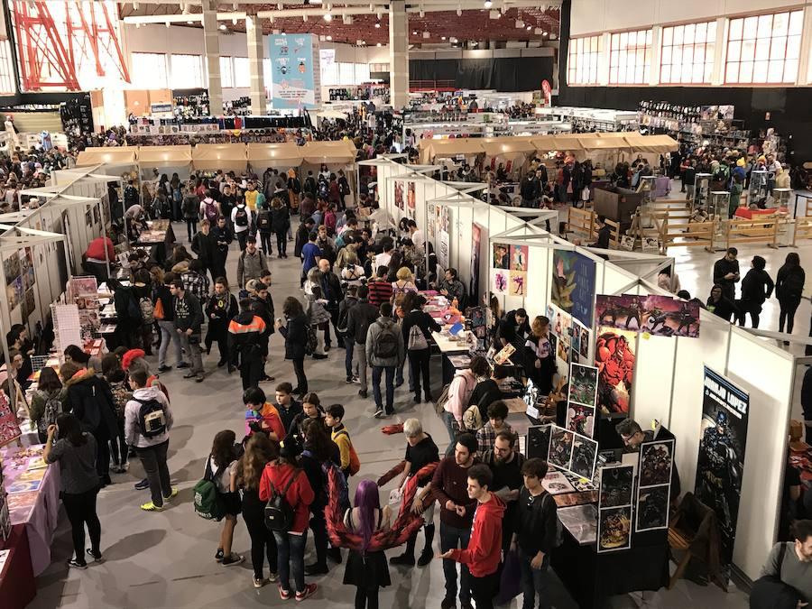 FicZone ya está en marcha en la Feria de Muestras de Armilla