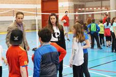 Armilla aúna deporte y cultura entre los más pequeños