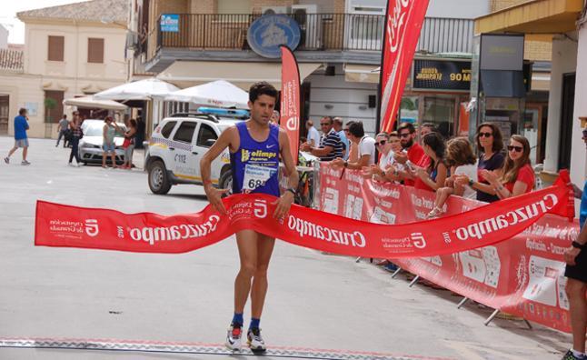 Manuel Santiago Molina gana en Huéscar con total autoridad